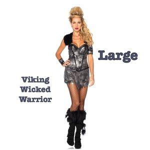 Leg Avenue wicked Warrior Viking Large